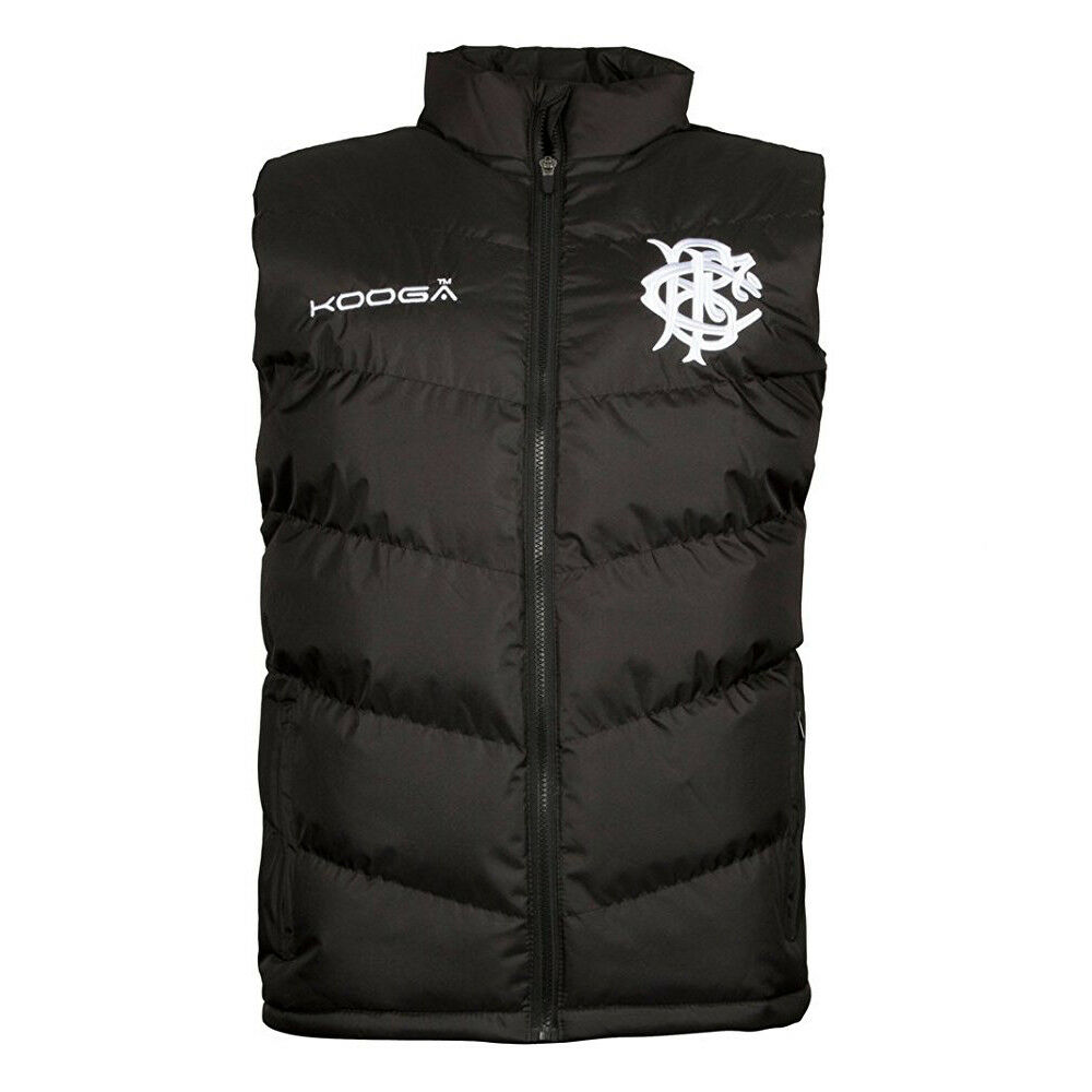 Kooga Barbarians Adult's Quilted Gilet