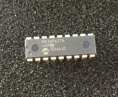 monitorizza 20mhz 1024x14 bit Flash 12 I//O dip14 Pic16f630-i//p 8-bit