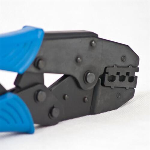 Crimpzange für isolierte Kabelschuhe Kabelschuhklemmzang Presszange Ansetz-Zange