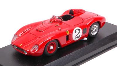 Intellektuell Ferrari 500 Tr #2 2nd Nassau Trophy Race 1956 Masten Gregory 1:43 Model 0379 Fortgeschrittene Technologie üBernehmen