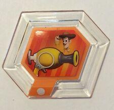Disney Infinity Series 3 Power Disc! New Toy Story Mania Blaster (Toy Weapon)!