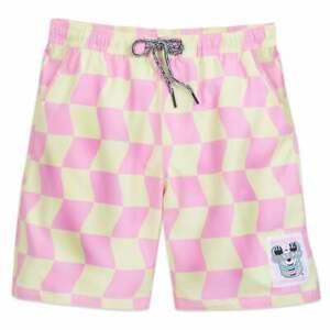 8b2e721d9f Neff Mens Disney Mickey Mouse Hot Tub Shorts Swim Trunks NWT M | eBay