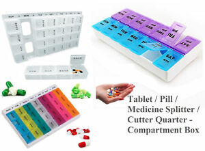 7-DAY-WEEKLY-PILL-TRAVEL-BOX-TABLET-HOLDER-MEDICINE-DISPENSER-ORGANISER-STORAGE