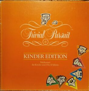 Trivial Pursuit Kinder