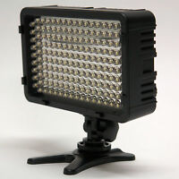 Pro Led Camcorder Video Light For Canon Vixia Full Hd Hf G40 G30 G20