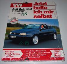 Reparaturanleitung VW Golf III 1H / IV 4 Cabriolet Cabrio Benziner + Diesel NEU!