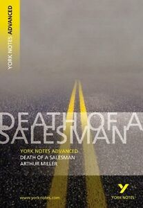 Death of a Salesman (York Notes Advanced series),Arthur Miller,Adrian Page