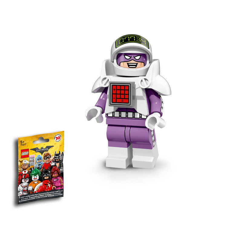LEGO BATMAN MOVIE minifigures série 1 la calculatrice   Se Vendant Bien Partout Dans Le Monde
