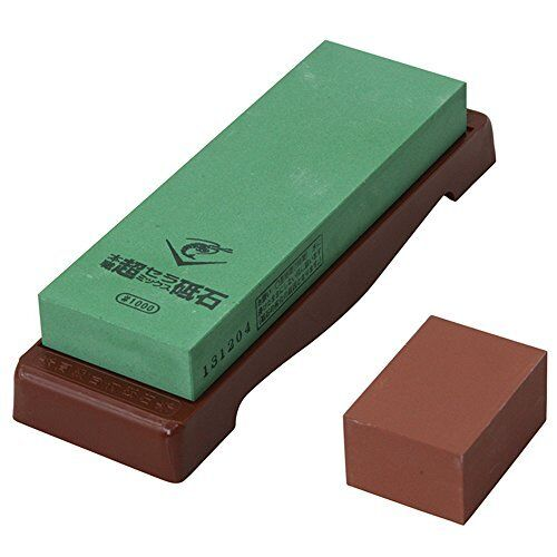 Free Shipping Chosera 1,000 Grit Stone with a Base New
