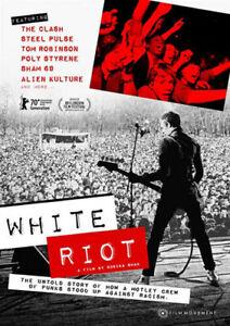 Poly Styrene - White Riot [New DVD]