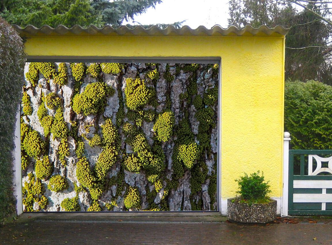 3D Cliff Mosses 61 Garage Door Murals Wall Print Decal Wall Deco AJ WALLPAPER IE