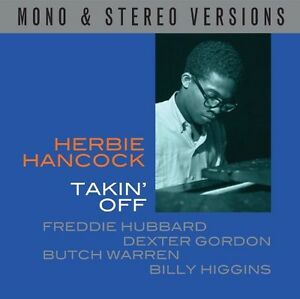Herbie-Hancock-Takin-039-Off-Mono-Stereo-New-CD-UK-Import