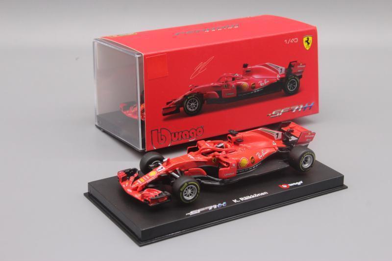 Ferrari SF71H Kimi Raikkonen 2018 1 43 new
