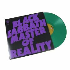 Black Sabbath - Master Of Reality - Limited 180gram Green Vinyl LP *NEW*