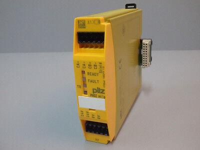 PILZ PNOZ ml1p SAFETY RELAY 773540 24VDC