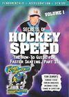 Robby Glantz Secrets of Hockey Speed Vol 1 2006 Region 1 DVD