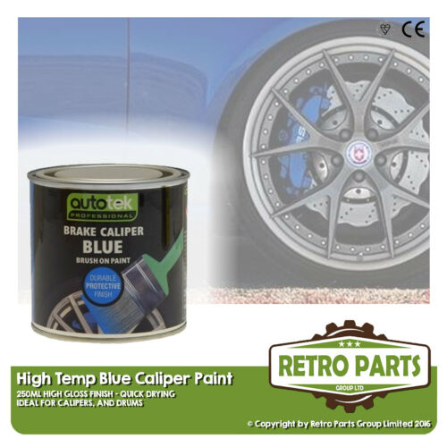 High Gloss Quick Dying Blue Caliper Brake Drum Paint for VW Beetle