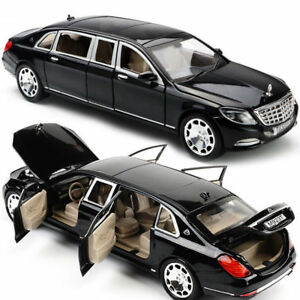 Kids-Toys-1-24-Mercedes-Maybach-S600-Diecast-Metal-Model-Car-Kids-Cars-Gift