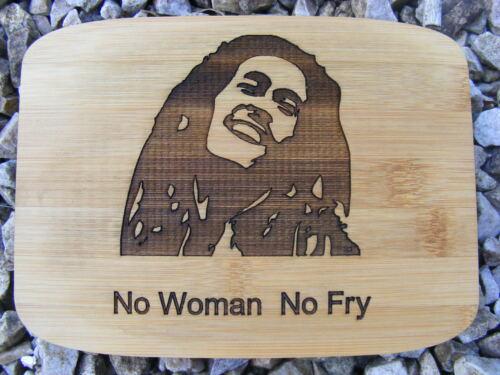 Bob Marley Bambou à découper fromage Board Smoking Weed Idée Cadeau Présent Jacko UK