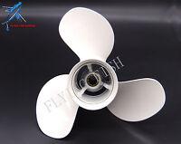 Outboard Aluminum Alloy Propeller 9 7/8x13-f For Yamaha Motor 20hp 25hp 30hp