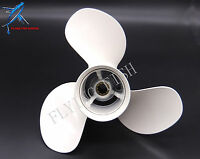 Outboard Aluminum Alloy Propeller 9 7/8x13-f For Yamaha Motor 20hp 25hp 30hp