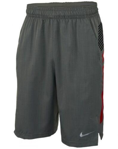 Men's Size Small S Nike Hyper Elite Breathable Basketball Shorts Gray 682997-037