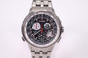Citizen-Eco-drive-ProMaster-Sky-Titanium-radio-controlled-h610-s063060-reloj-Hombre