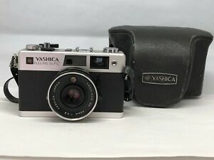 As-is-Yashica-Electro-35-FC-Rangefinder-Camera-40mm-f-2-8-from-JAPAN