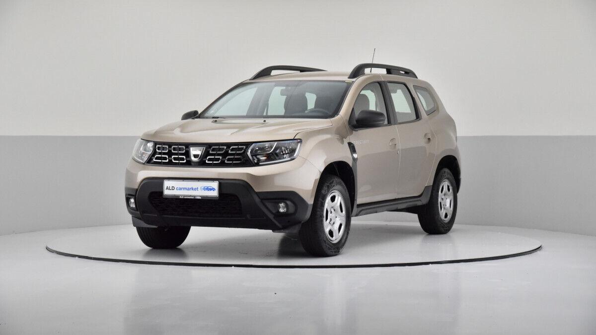 Dacia Duster 1,0 TCe 100 Streetway 5d - 154.000 kr.