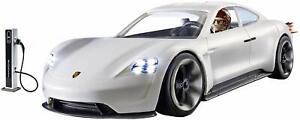 Playmobil-The-Movie-Porsche-Mission-E-et-Rex-Dasher-70078-Module-RC-Inclus