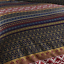 Orkney-Luxe-Indien-Ethnique-Imprime-Housse-de-couette-couette-couverture-ensemble-de-literie-Multi miniature 4