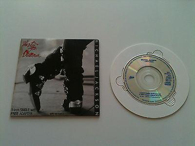 "Michael Jackson - DIRTY DIANA - 3"" (3 INCH) cd single © 1988 / cardsleeve"