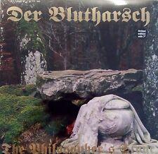 """DER BLUTHARSCH The Philosopher's Stone LP PHOSPHOR VINYL+7"""" 2007 LTD.451"""