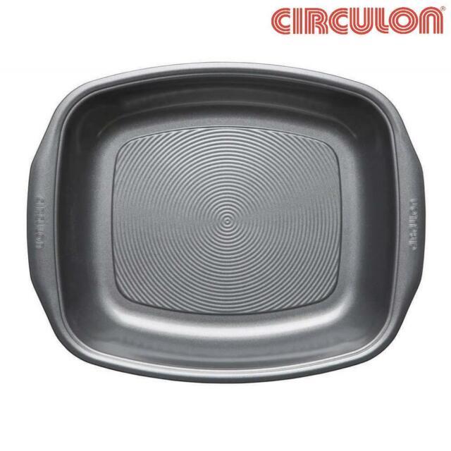 Circulon Momentum Bakeware Roaster Roasting Tray Carbon-Steel Non-Stick 30x22cm