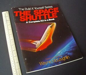 NASA-Space-Shuttle-Complete-Card-Kit-in-a-Book-Wayne-McLoughlin-Vintage-1982