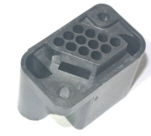 211759-1 Te Connectivity Connector Housing Rcp 12 Pos 5.08mm St Panel [qty=1pcs] B7xyefop-07221924-589620923
