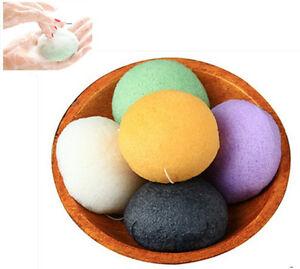Natural-Konjac-Konnyaku-Facial-Soft-Puff-Face-Washing-Cleansing-Beauty-Sponge-Yu