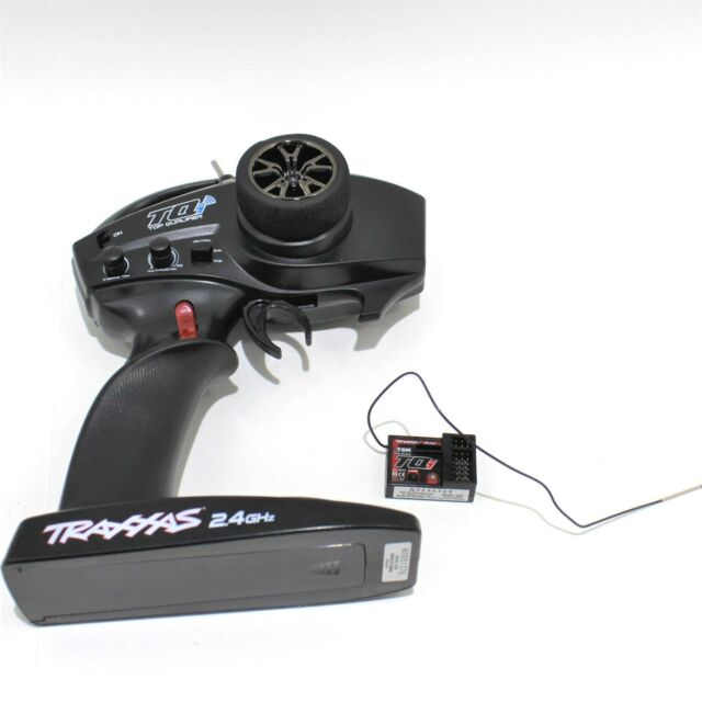 Traxxas TQi TRX Trx4 Bluetooth 2 4ghz 4 Channel Transmitter 5 Receiver TSM
