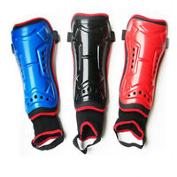 Soccer Football Shin Guards Pads Shinguard Protector Ankle Support Boys Youth