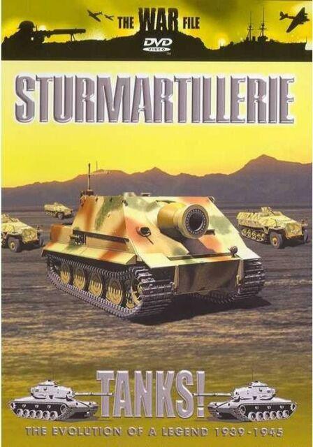The War File: Tanks! Sturmartillerie (DVD)