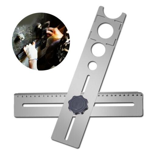 Fliesen Loch Vorrichtung Werkzeug Stanzen Ortung Marmor Spannvorrichtung