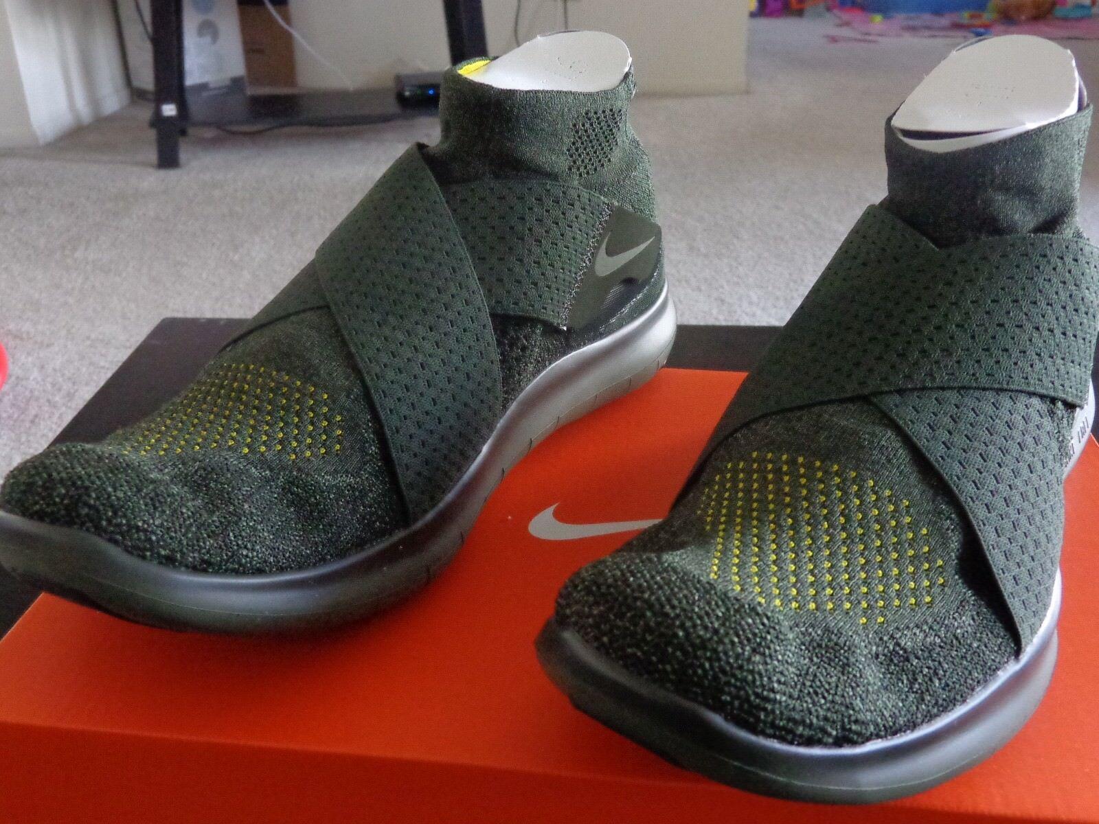 Nike free free Nike flyknit in bewegung.brandneu.100% authentische e6e5b8