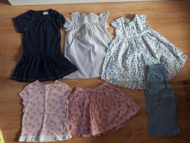 Filles 4-5 ans 100% L'été prochain tenues robes Tops Jupe Bundle Holiday