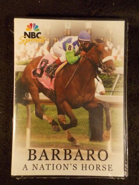 Barbaro A Nations Horse Dvd 2007 Ebay