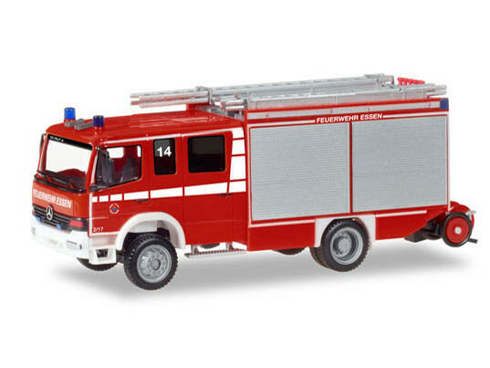 Herpa 093750 H0 LKW Mercedes Atego Atego Atego HLF Freiwillige Feuerwehr Essen Mitte c7e2d5
