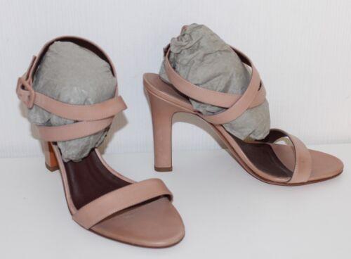 Bruno Leder Sandalen Magli Leather High Sandals Nude Riemchensandalen 39 Heels rrHpSARxwq