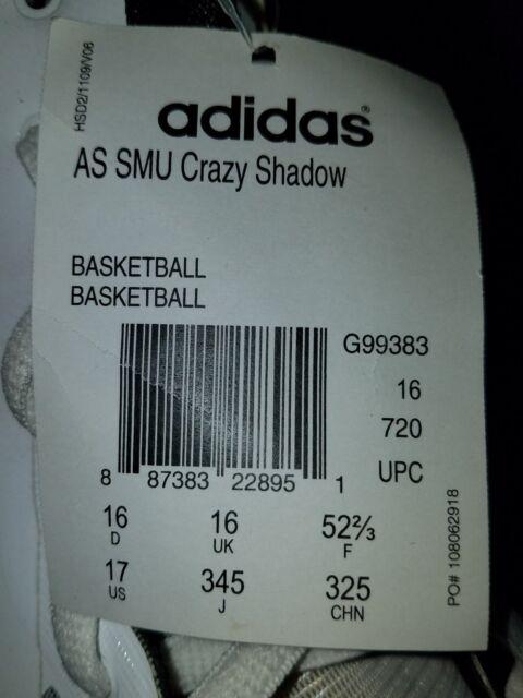 Locas Sombra 2 Zapatillas De Baloncesto De Adidas Men EggLftw4jX