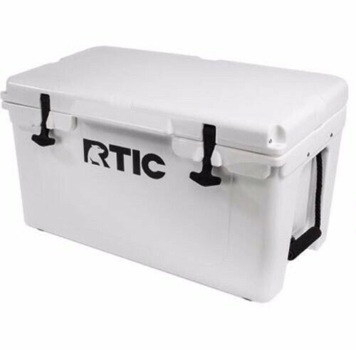 RTIC 45 NEW - Beer Bottle Storage Cooler Free Shipping, no tax - WHITE