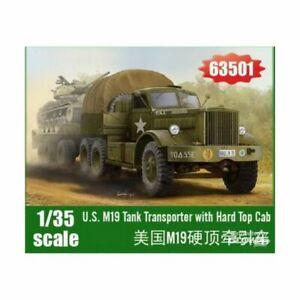 I Love Kit ILOV63501 M19 Tank Transporter with Hard Top Cab 1/35
