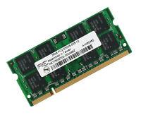 2GB Notebook / Netbook Arbeitsspeicher DDR2 RAM 800 Mhz SO DIMM PC2-6400S 200pin